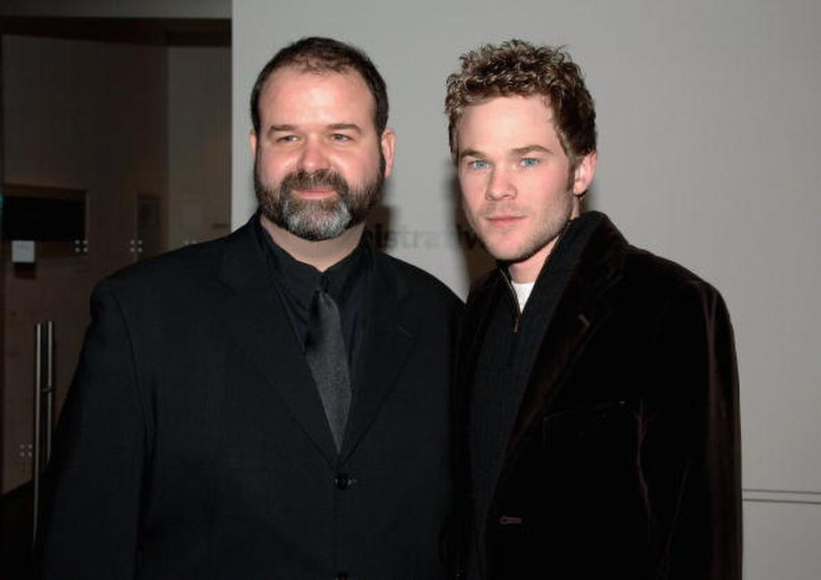 Thom Fitzgerald and Shawn Ashmore at the New York premiere of