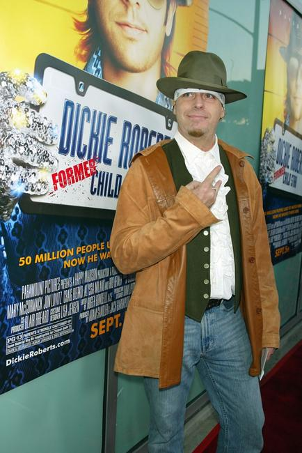Leif Garrett at the premiere of