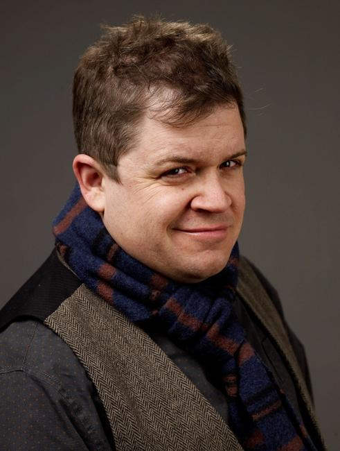 Patton Oswalt at the 2009 Sundance Film Festival.