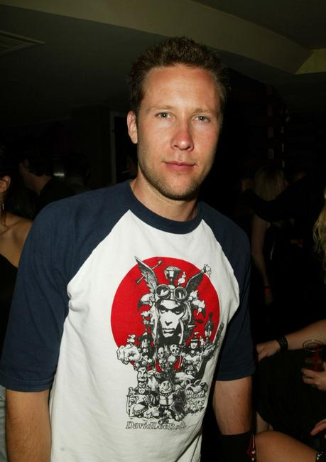 Michael Rosenbaum at the closing party of CineVegas Film Festival.