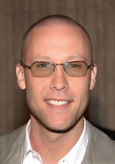 Michael Rosenbaum at the premiere of