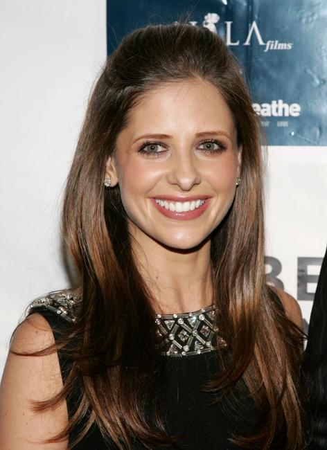 Sarah Michelle Gellar at the Cadillac after party of