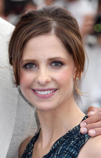 Sarah Michelle Gellar at the photocall of