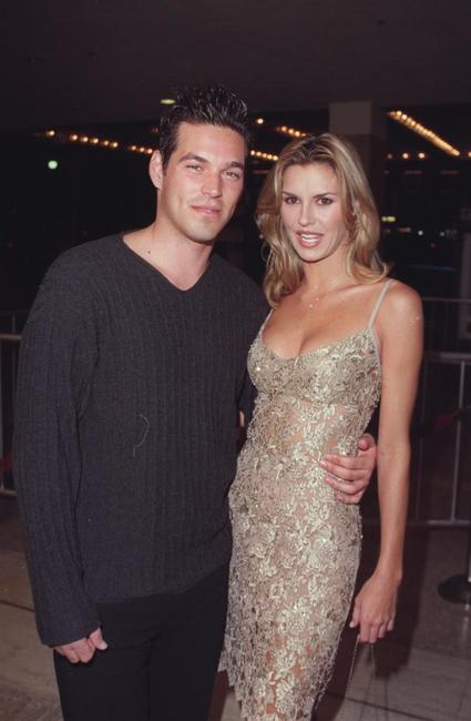 Eddie Cibrian at the premiere of