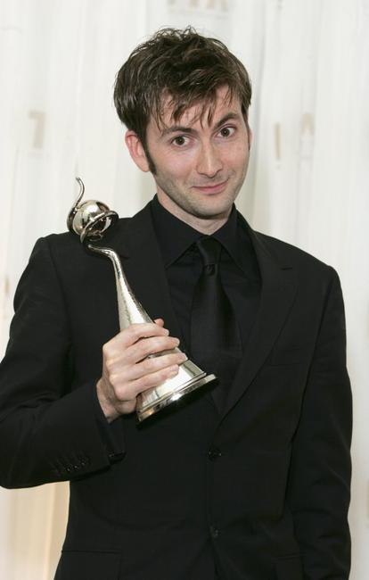 David Tennant at the National Television Awards 2006.