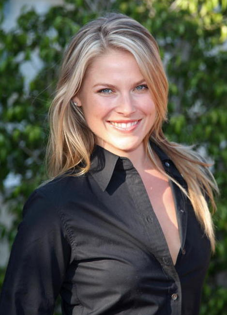 Ali Larter at the NBC All-Star Party 2007.