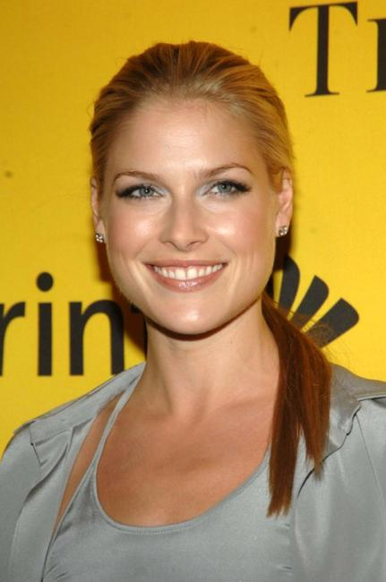 Ali Larter at the Sprint Nextel and Tiffany & Co. celebrate Champions Week.