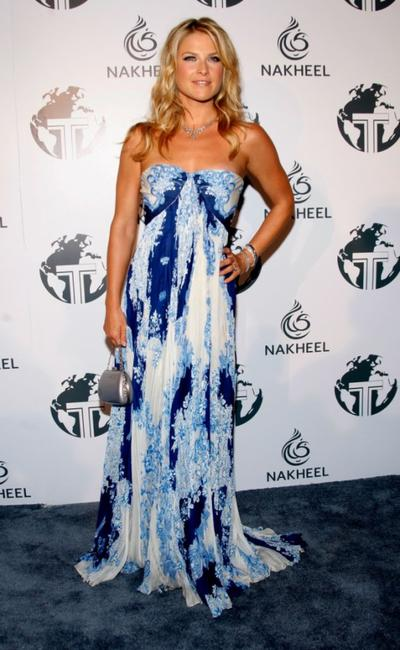 Ali Larter at the Nakheel Introduces Trump International Hotel and Tower Dubai party.