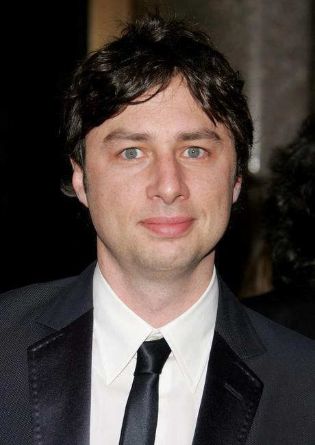 Zach Braff at the 61st Annual Tony Awards.