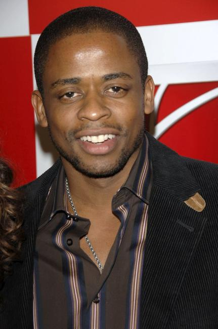 Dule Hill at the In Style and Saturn 2006 Awards Season Benefit.