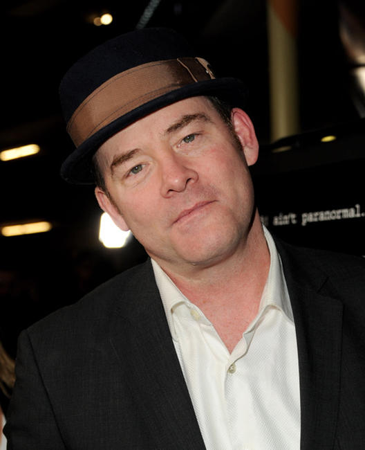 David Koechner at the California premiere of