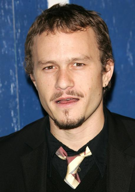 Heath Ledger at the IFP's (Independent Feature Project) 15th Annual Gotham Awards.