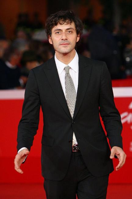 Filippo Timi at the 4th International Rome Film Festival.