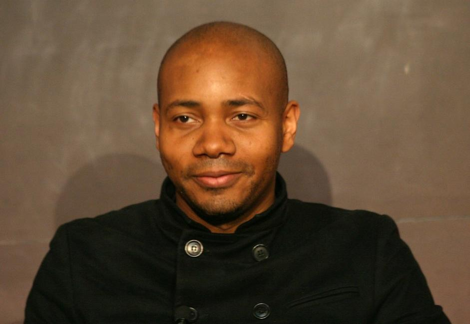 DJ Spooky at the 2008 Tribeca Film Festival.