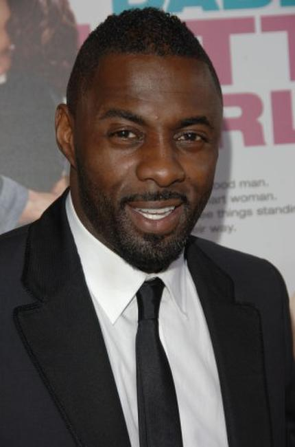 Idris Elba at the Hollywood premiere of