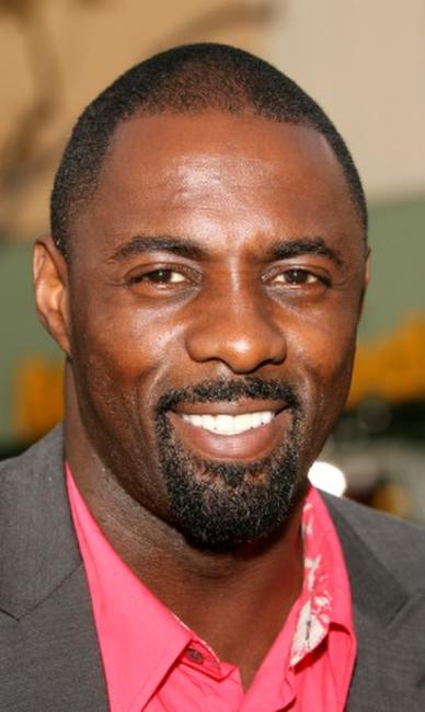 Idris Elba at the Los Angeles premiere of