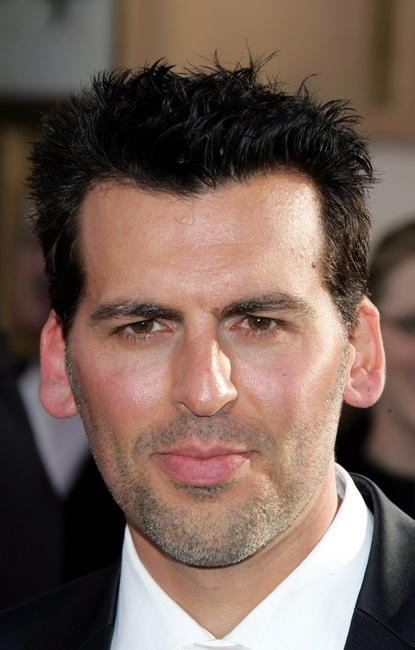 Oded Fehr at the 63rd Annual Golden Globe Awards.