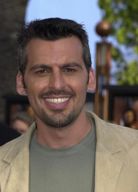 Oded Fehr at the California premiere of