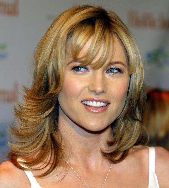 Lucy Lawless at the Ladies Home Journal's