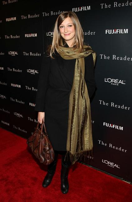 Alexandra Maria Lara at the premiere of