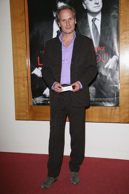 Hippolyte Girardot at the Paris premiere of