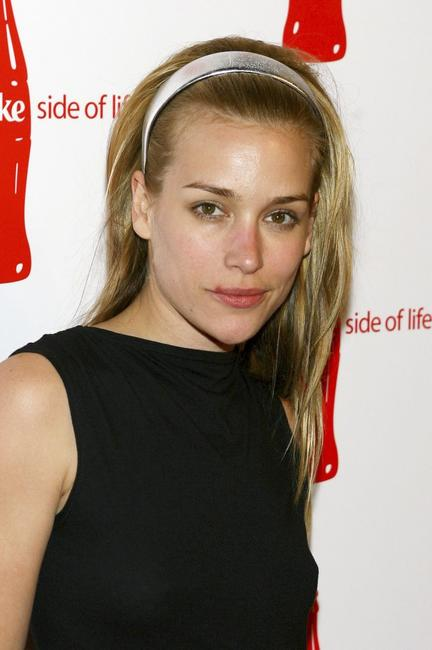 Piper Perabo at the Coca-Cola Campaign launch of