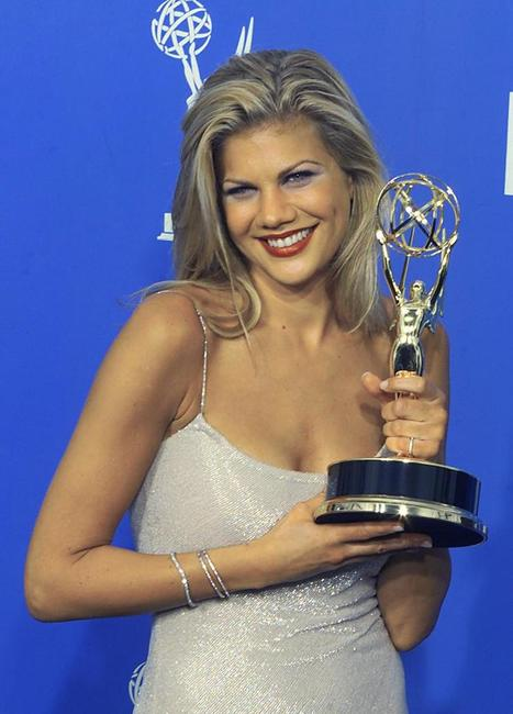 Kristen Johnston at the 51st Emmy Awards.