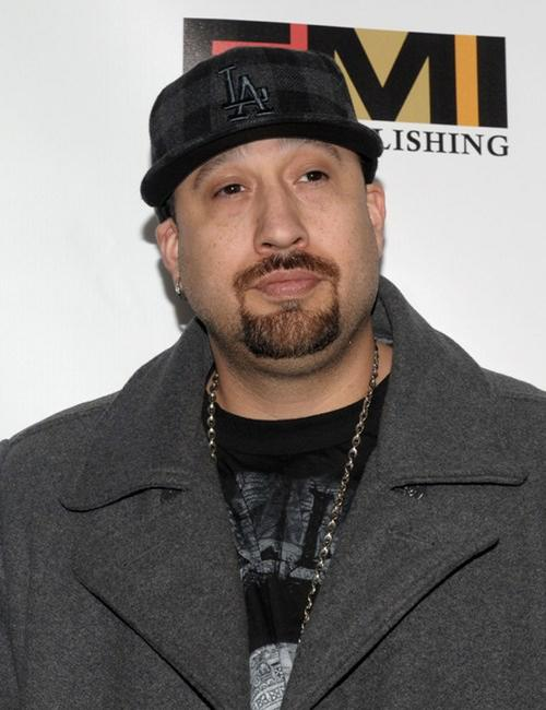B-Real at the 2010 EMI Grammy Party.