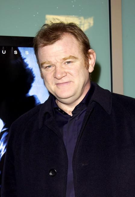 Brendan Gleeson at the world premiere of