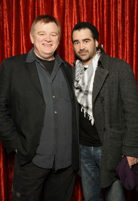 Brendan Gleeson and Colin Farrell at the