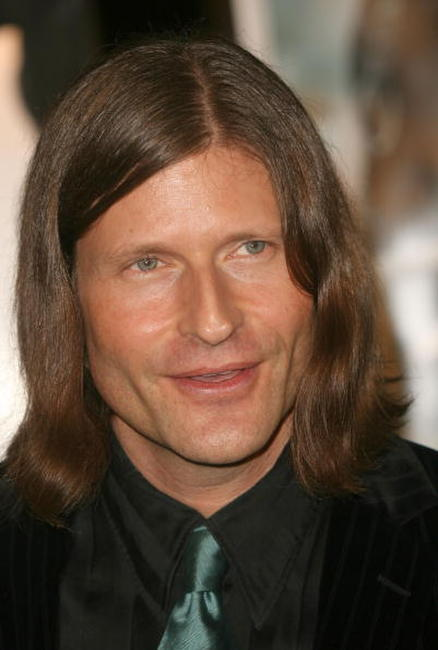 Actor Crispin Glover at the L.A. premiere of