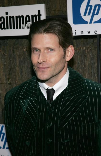 Crispin Glover at the Entertainment Weekly's Winter Wonderland Sundance Bash during the 2005 Sundance Film Festival.