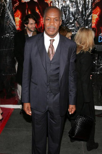 Danny Glover at the N.Y. premiere of