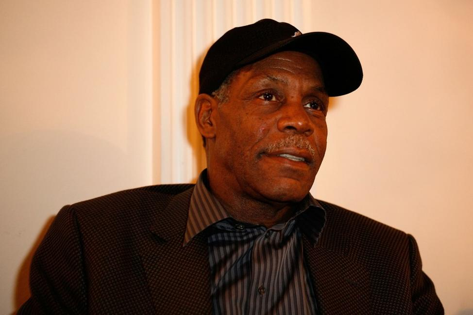 Danny Glover at the Toronto International Film Festival.
