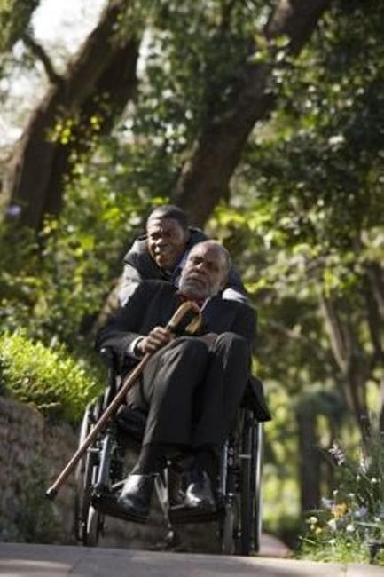 Tracy Morgan and Danny Glover in