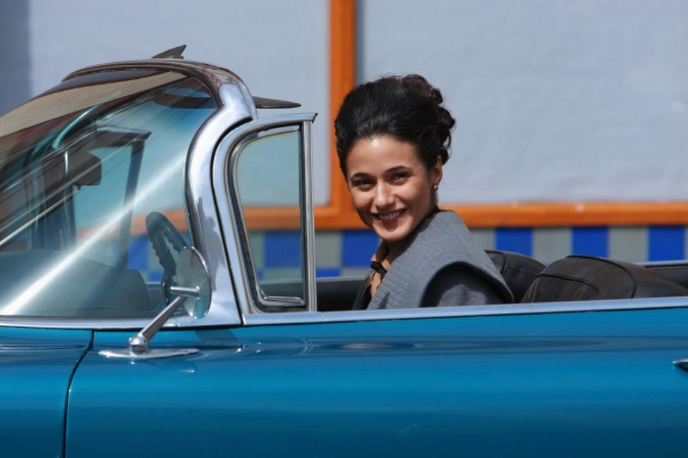 Emmanuelle Chriqui as Revetta Chess in