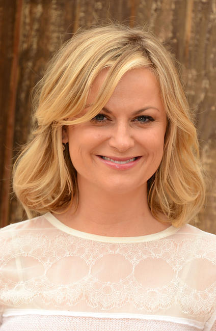 Amy Poehler at the California premiere of