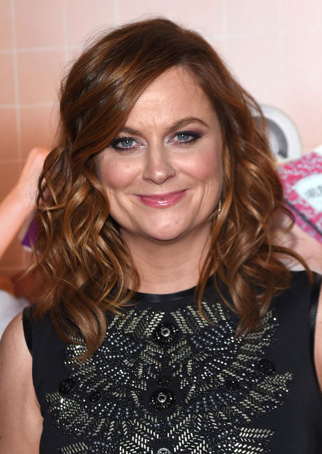Amy Poehler at the New York premiere of