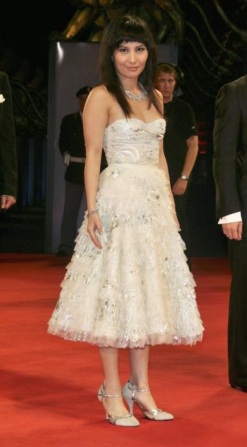 Josie Ho at the premiere of