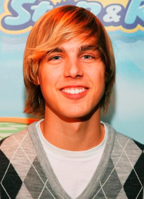 Cody Linley at the SEGA Launch of