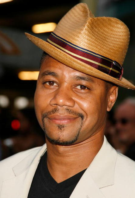 Cuba Gooding, Jr. at the L.A. premiere of