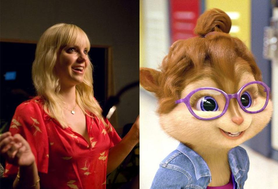 Anna Faris voices Jeanette in