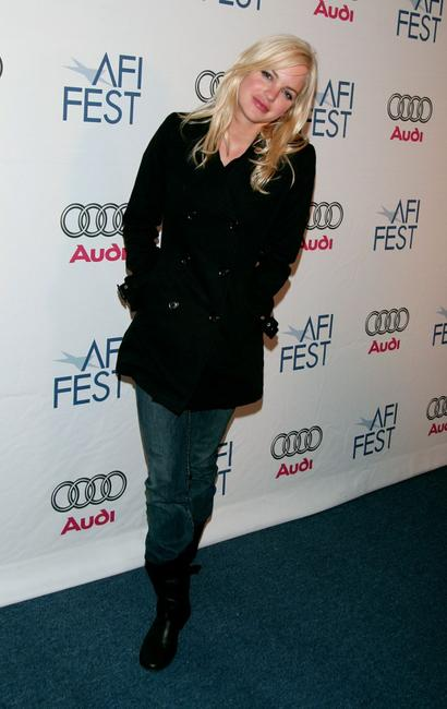 Anna Faris at the screening of