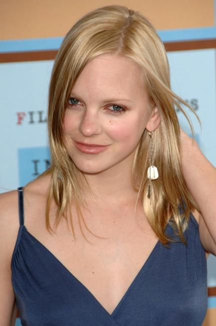 Anna Faris at the Film Independents 2006 Independent Spirit Awards.