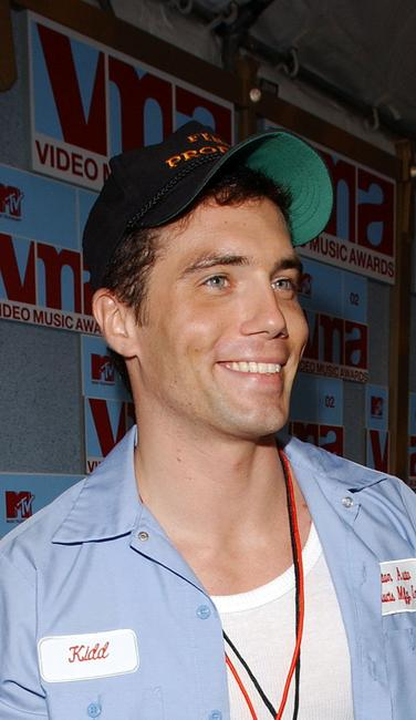 Anson Mount at the 2002 MTV Video Music Awards.