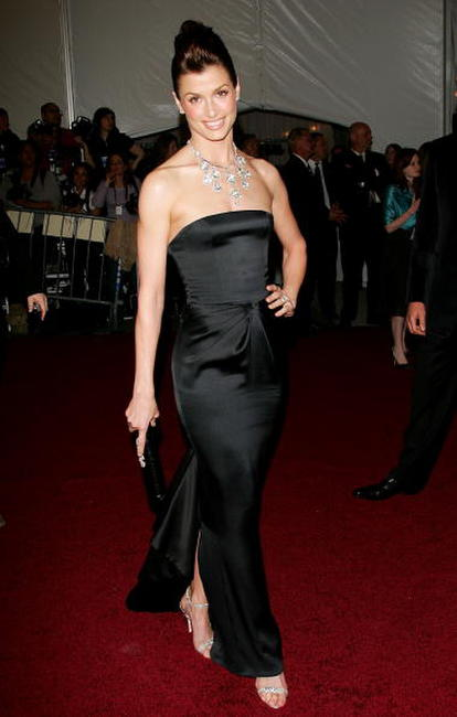 Bridget Moynahan at the Metropolitan Museum of Art Costume Institute Benefit Gala