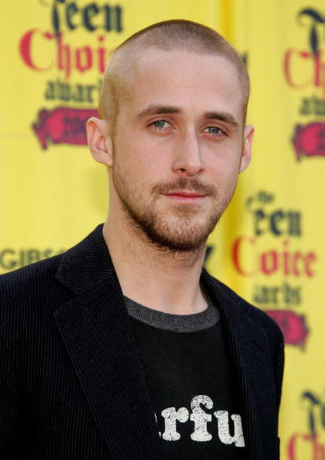Ryan Gosling at the 2005 Teen Choice Awards in Universal City.