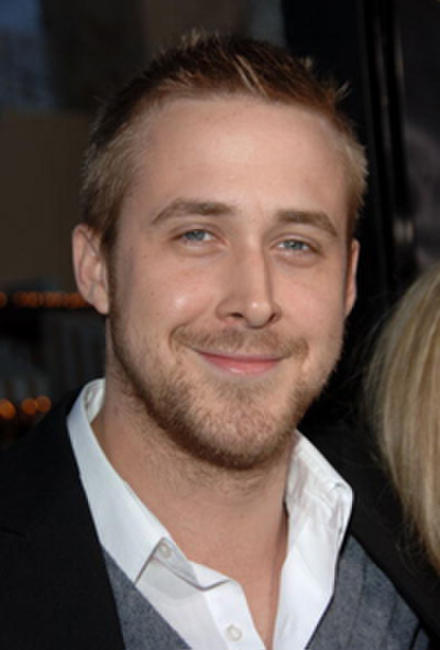 Ryan Gosling at the L.A. premiere of