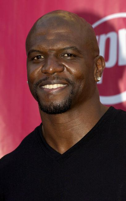 Terry Crews at the UPN Stars Party.
