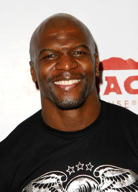 Terry Crews at the 10th Annual Gridiron Glamour benefiting the HollyRod Foundation and SARRC.